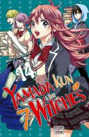 Rayon : Manga (Shonen), Série : Yamada Kun & the 7 Witches T14, Yamada Kun & the 7 Witches