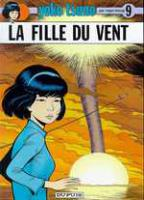 Rayon : Albums (Science-fiction), Série : Yoko Tsuno T9, La Fille du Vent