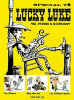 Rayon : Albums (Western), Série : Intégrale Lucky Luke T7, Tout Lucky Luke Tomes 19-20-21