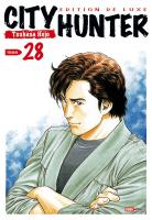 Rayon : Manga (Seinen), S�rie : City Hunter (Luxe) T28, City Hunter (Luxe)