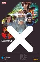 Rayon : Comics (Super Héros), Série : Dawn of X T3, Dawn of X (Édition Souple)
