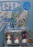 Rayon : Manga (Shojo), Série : Clamp Anthology T7, Clamp Anthology (Ed Limitée) 1989-2004