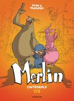 Rayon : Albums (Aventure-Action), Série : Merlin (Munuera), Merlin (Intégrale Tomes 1 à 3)