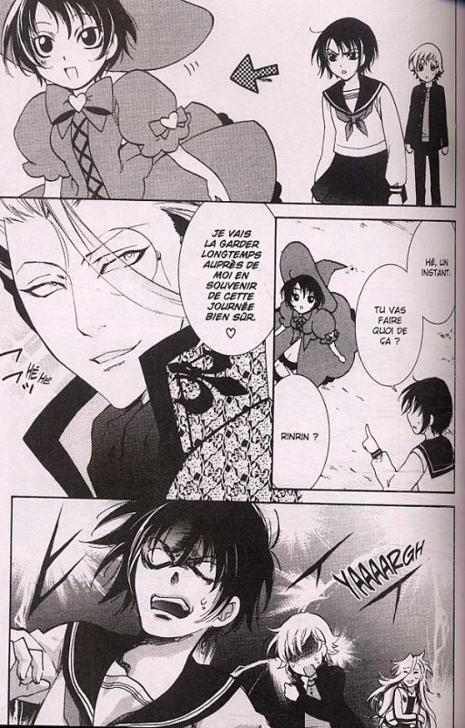 Majyo rin - witch dating