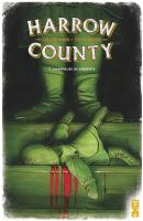 Rayon : Comics (Fantastique), Série : Harrow County T3, Charmeuse de Serpents