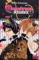Rayon : Manga (Shojo), Série : Monochrome Animals T7, Monochrome Animals