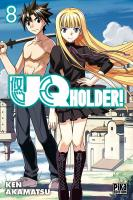 Rayon : Manga (Shonen), Série : UQ Holder ! T8, UQ Holder !