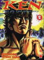 Rayon : Manga (Seinen), S�rie : Ken Fist of the Blue Sky T2, Ken Fist of the Blue Sky