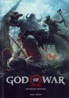 Rayon : Comics (Art-illustration), Série : God of War : Artbook Officiel, God of War : Artbook Officiel