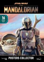 Rayon : Jeunesse (Science-fiction), Série : Star Wars, Star Wars : The Mandalorian (16 Posters Collector)
