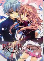 Rayon : Manga (Gothic), Série : Kiss of Rose Princess T4, Kiss of Rose Princess