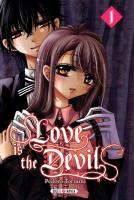 Rayon : Manga (Gothic), Série : Love is the Devil T1, Love in the Devil