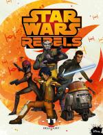 Rayon : Comics (Science-fiction), Série : Star Wars : Rebels T11, Star Wars : Rebels