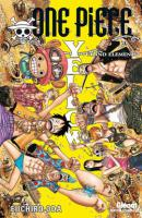 Rayon : Manga (Shonen), Série : One Piece : Guide Book, One Piece Yellow