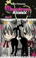 Rayon : Manga (Shojo), Série : Monochrome Animals T8, Monochrome Animals