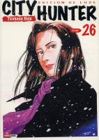 Rayon : Manga (Seinen), S�rie : City Hunter (Luxe) T26, City Hunter