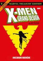Rayon : Comics (Super Héros), Série : X-Men : Grand Design T2, X-Men : Grand Design : Seconde Genèse