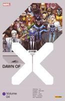 Rayon : Comics (Super Héros), Série : Dawn of X T4, Dawn of X (Édition Souple)