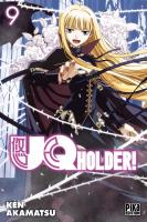 Rayon : Manga (Shonen), Série : UQ Holder ! T9, UQ Holder !