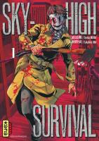 Rayon : Manga (Seinen), Série : Sky-High Survival T1, Sky-High Survival (Pack Tomes 1 & 2) (Indispensables 2018)