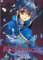 Rayon : Manga (Gothic), Série : Kiss of Rose Princess T8, Kiss of Rose Princess