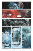 Rayon : Comics (Science-fiction), Série : Hadrian's Wall T1, Meurtre en Apesanteur
