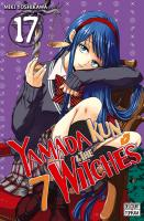 Rayon : Manga (Shonen), Série : Yamada Kun & the 7 Witches T17, Yamada Kun & the 7 Witches