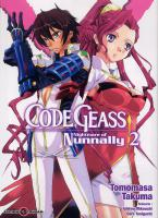 Rayon : Manga (Shonen), Série : Code Geass : Nightmare of Nunnally T2, Code Geass Nightmare of Nunnally