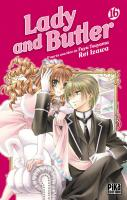 Rayon : Manga (Shojo), S�rie : Lady and Butler T16, Lady and Butler