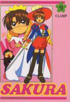 Rayon : Manga (Shojo), Série : Card Captor Sakura (Anime Comics) T9, Card Captor Sakura (Anime Comics)