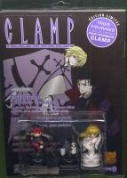 Rayon : Manga (Shojo), Série : Clamp Anthology T11, Clamp Anthology (Ed Limitée)