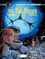 Rayon : Albums (Science-fiction), Série : Valerian et Laureline (Anglais) T21, The Time Opener - L'Ouvre Temps