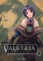 Rayon : Manga (Shonen), S�rie : Valkyria Chronicles T3, Valkyria Chronicles Gallian Chronicles