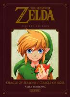 Rayon : Manga (Shonen), Série : The Legend of Zelda (Perfect Edition) T2, Oracle of Seasons / Oracle of Ages (Intégrale Tomes 5 & 6)