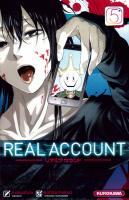 Rayon : Manga (Shonen), Série : Real Account T5, Real Account