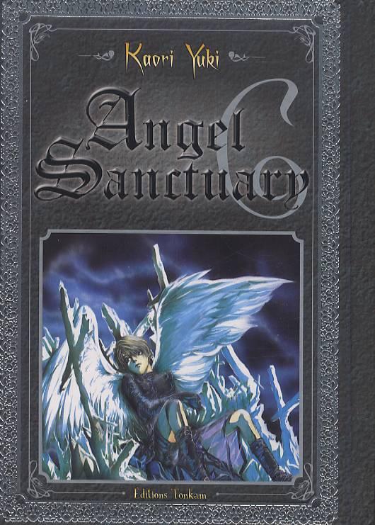 angel sanctuary luxe t 04