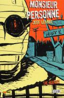 Rayon : Comics (Roman Graphique), S�rie : Monsieur Personne, Monsieur Personne (The Nobody)
