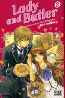 Rayon : Manga (Shojo), S�rie : Lady and Butler T2, Lady and Butler