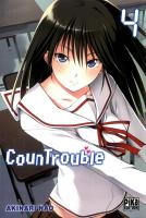 Rayon : Manga (Shonen), Série : CounTrouble T4, CounTrouble