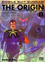Rayon : Manga (Shonen), S�rie : Mobile Suit Gundam The Origin T5, Ramba Ral-1�re Partie