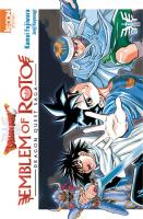 Rayon : Manga (Shonen), Série : Dragon Quest : Emblem of Roto T13, Dragon Quest : Emblem of Roto