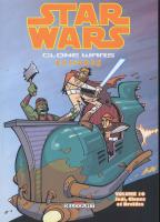 Rayon : Comics (Science-fiction), Série : Star Wars : Clone Wars Episodes T10, Jedi Clones et Droides