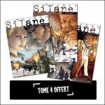 Rayon : Albums (Policier-Thriller), S�rie : Thomas Silane, Pack 4-5-6