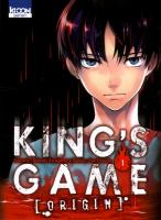 Rayon : Manga (Seinen), Série : King's Game : Origin T1, King's Game : Origin (Nouvelle Édition)