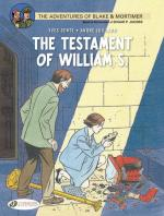 Rayon : Albums (Aventure-Action), Série : Blake et Mortimer (Anglais) T24, The Testament of William S.