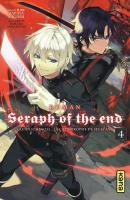 Rayon : Manga (Shonen), Série : Seraph of the End (Roman) T4, Seraph of the End (Roman)