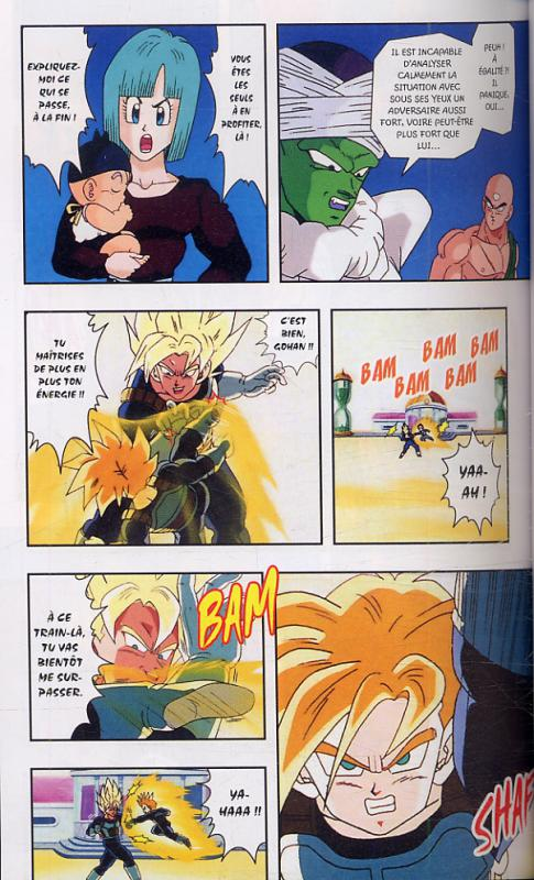 Serie dragon ball z anime comics canal bd - Tout les image de dragon ball z ...