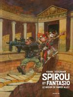 Rayon : Tirages (Aventure), S�rie : Spirou et Fantasio T54, Le Groom de Sniper Alley (Tirage Luxe)