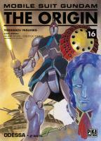 Rayon : Manga (Shonen), Série : Mobile Suit Gundam : The Origin T16, Mobile Suit Gundam : The Origins