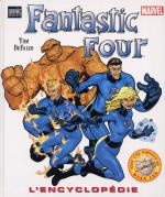 Rayon : Comics (Super Héros), Série : Fantastic Four : L'Encyclopédie, Fantastic Four : L'Encyclopédie